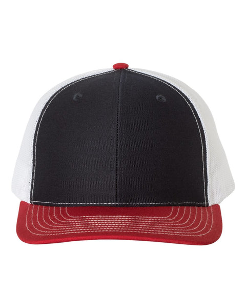 INDIAN BASEBALL Richardson Snapback Trucker Cap