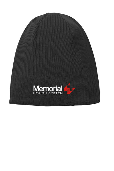 Memorial Health System NEW ERA KNIT BEANIE (E.NE900)