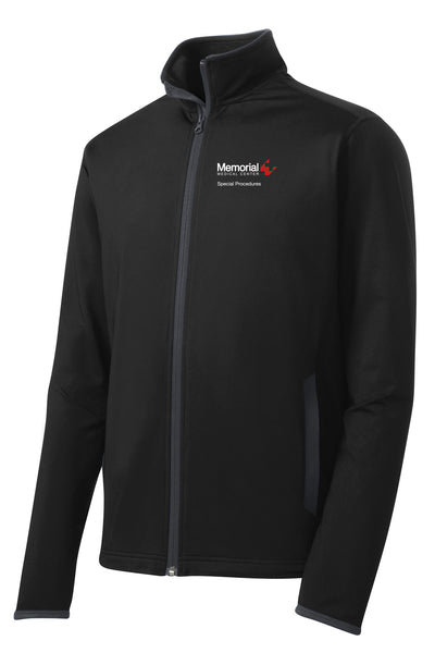 Memorial Special Procedures Unisex Sport Tek Contrast Jacket