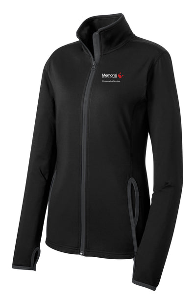Memorial Perioperative Services Ladies Sport-Tek Contrast Jacket