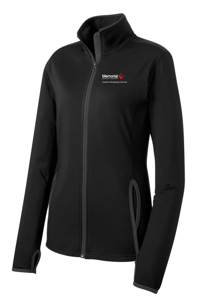 Memorial 3B Inpatient Rehabilitation Services Ladies Sport-Tek Contrast Jacket