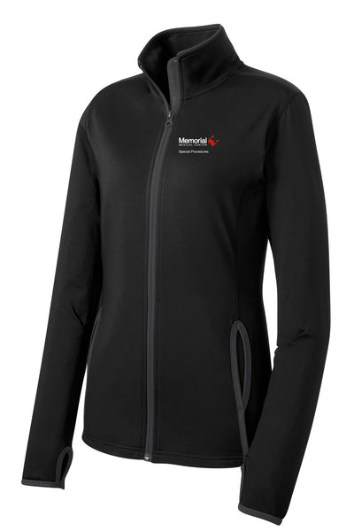 Memorial Special Procedures Ladies Sport-Tek Contrast Jacket