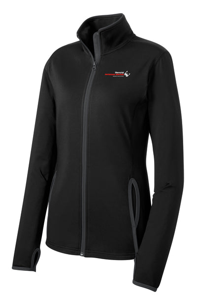 Memorial Physician Services Women's Healthcare Ladies Sport-Tek Contrast Jacket