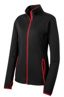 Memorial FMS Ladies Sport-Tek Contrast Jacket