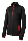 Memorial Acute Dialysis and Apheresis Ladies Sport-Tek Contrast Jacket