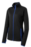 Memorial Pharmacy Ladies Sport-Tek Contrast Jacket