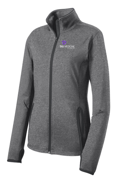 SIU Medicine Psychology Ladies Sport-Tek Contrast Jacket