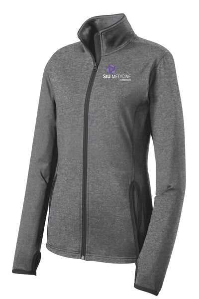 SIU Medicine Pediatrics Ladies Sport-Tek Contrast Jacket