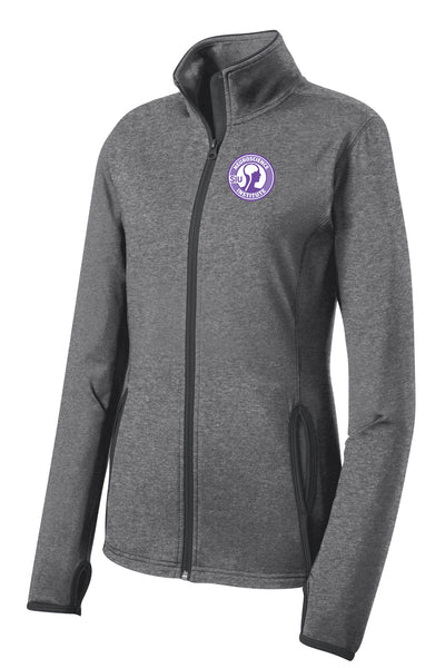 SIU Medicine Neuroscience Ladies Sport-Tek Contrast Jacket