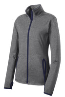 Memorial 4G Neurosciences Ladies Sport-Tek Contrast Jacket