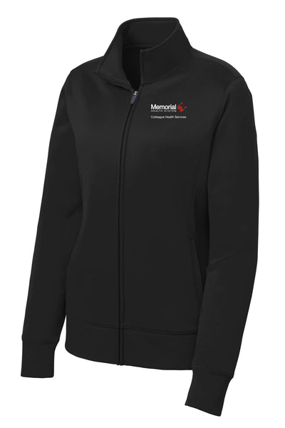 Memorial Colleague Health Ladies Sport Tek Fleece Jacket (E.LST241)