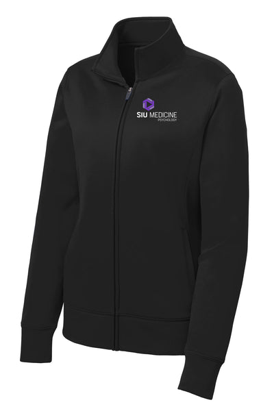 SIU Medicine Psychology Ladies Sport Tek Fleece Jacket
