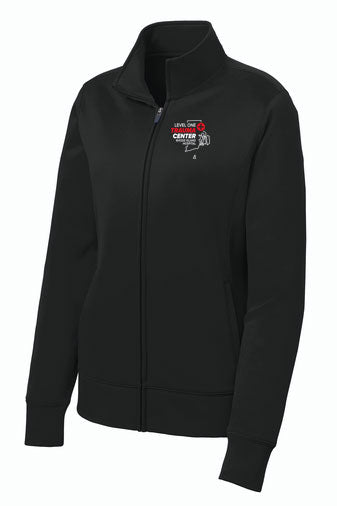 RI Hospital Trauma Ladies Sport Tek Fleece Jacket