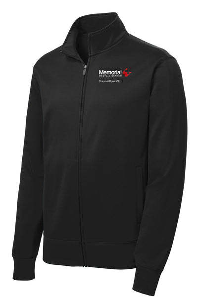 Memorial Burn ICU Unisex Sport Tek Fleece Jacket