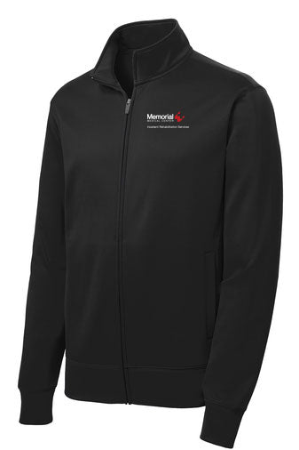 Memorial 3B Inpatient Rehabilitation Services Unisex Sport Tek Fleece Jacket