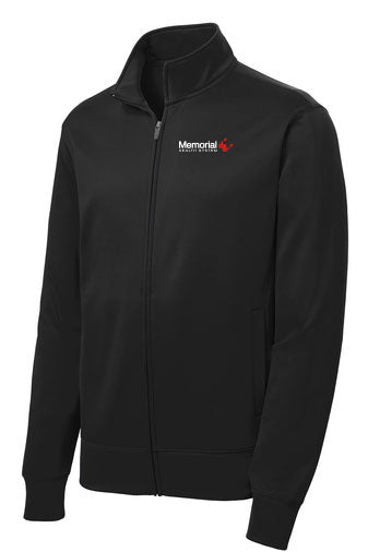 Memorial Health System Unisex Sport Tek Fleece Jacket (E.ST241)