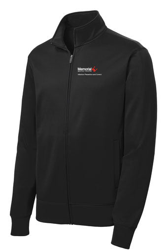 Memorial Infection Prevention and Control Unisex Sport Tek Fleece Jacket