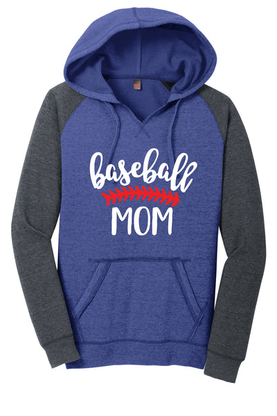 SLUGGERS LADIES HOODY SWEATSHIRT
