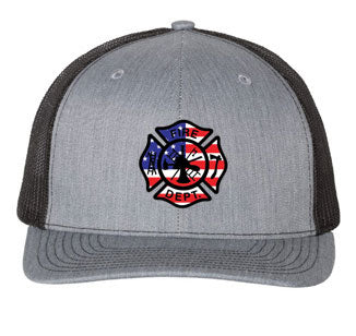Northwestern Fire Department RICHARDSON TRUCKER HAT