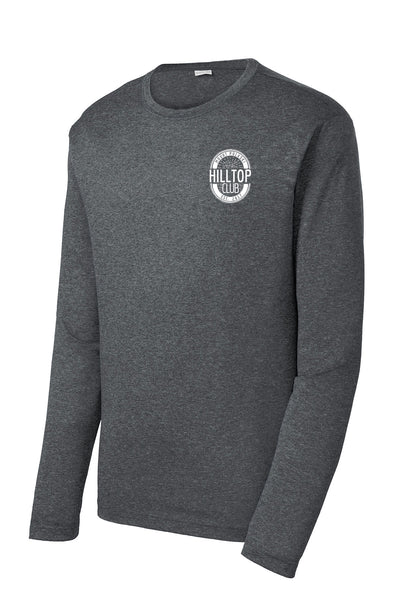 Hilltop Club Long Sleeve Performance Shirt