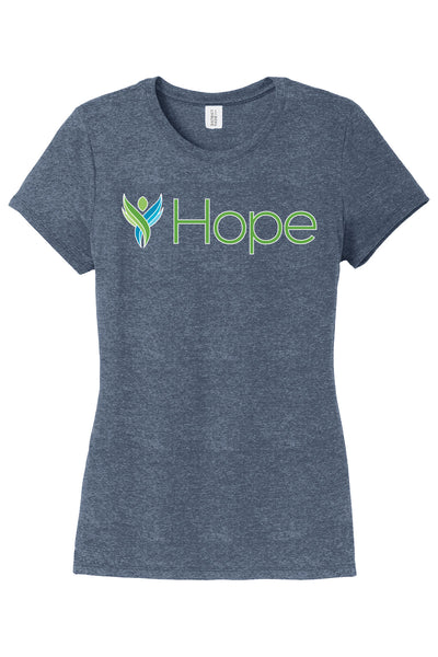 HOPE Ladies Crew T-Shirt