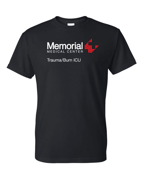 Memorial Burn ICU TShirt
