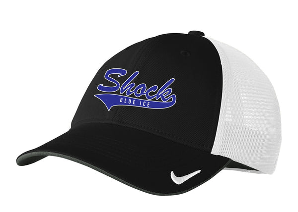 Blue Ice Shock Nike Mesh Back Cap II
