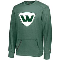 PEORIA WIZARDS CREW-POCKET SWEATSHIRT