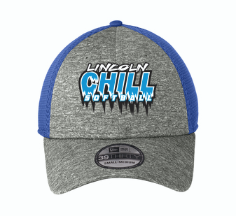 Lincoln Chill Softball New Era Fitted Hat