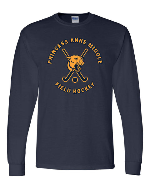 PAMS Field Hockey Unisex Long Sleeve