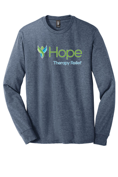 HOPE THERAPY RELIEF Unisex Long Sleeve Shirt