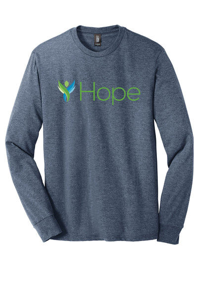 HOPE Long Sleeve Unisex Tshirt