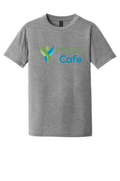 HOPE CAFE Youth Short Sleeve Tshirt