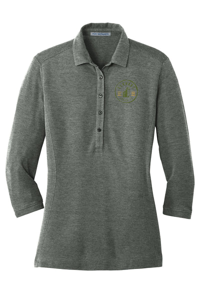 Elkhart Grain Co Ladies Coastal Polo (E.LK581)