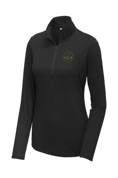 Elkhart Grain Co PosiCharge 1/4 Zip Pullover (E.ST407)