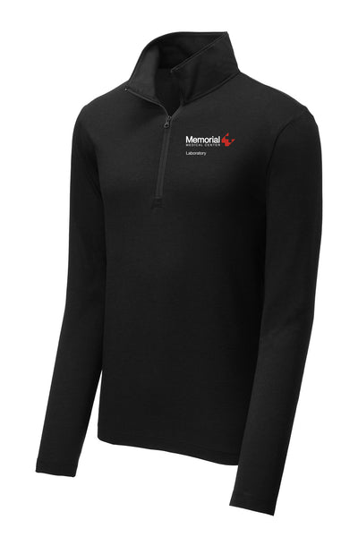 Memorial Laboratory Unisex Quarter Zip (E.ST407)