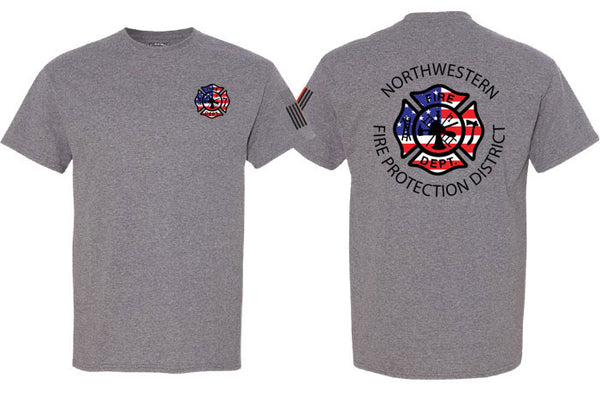 Northwestern Fire Department YOUTH T-SHIRT