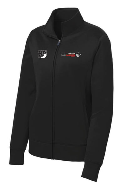 Memorial BABY FMS Ladies Sport Tek Fleece Jacket