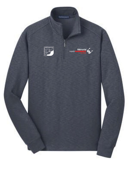Memorial BABY FMS Unisex Port Auth Quarter Zip