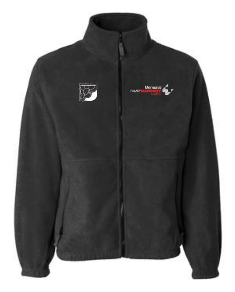 Memorial BABY FMS Unisex Sierra Pacific Zip Fleece Jacket