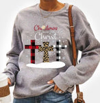 Christmas Begins With Christ Sweatshirt (star201009106)