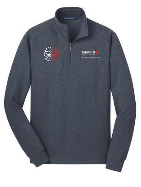 MEMORIAL STROKE CENTER QUARTER ZIP JACKET