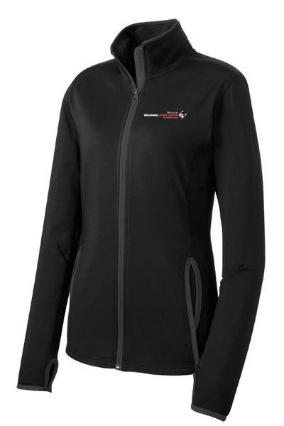 Memorial Burn Unit Ladies Sport-Tek Contrast Jacket