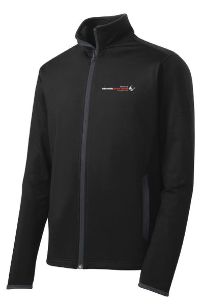 Memorial Burn Unit Unisex Sport Tek Contrast Jacket