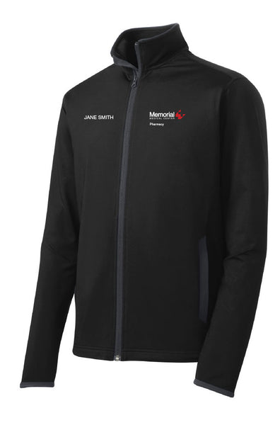 Memorial Pharmacy Unisex Sport Tek Contrast Jacket