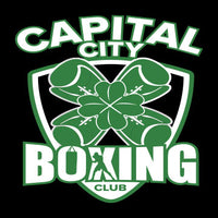 Capital City Boxing Club DECAL
