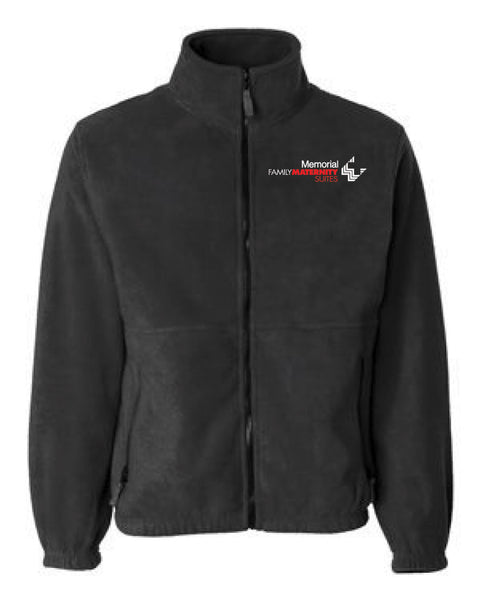 Memorial FMS Unisex Sierra Pacific Zip Fleece Jacket