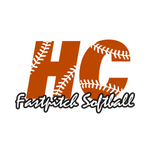 HITTING CENTER SOFTBALL CAR WINDOW DECAL