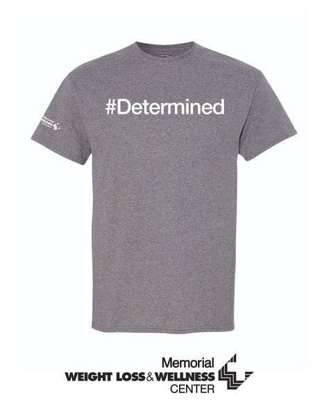 *SALE*  MMC Wellness Center #Determined Shirt