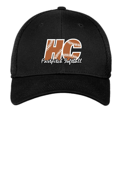 HITTING CENTER SOFTBALL FITTED HAT (E.NE1020)